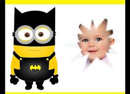 fotomontaje de calendario 2015 minions con foto hacer fotomontajes de minions fotomontajes infantiles
