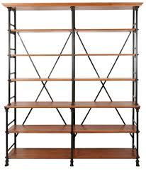 furniture home metal wood bookcase inspirations unique furniture