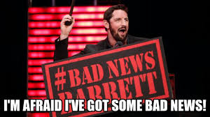 Bad News Barrett Meme - image 764581 professional wrestling know your meme