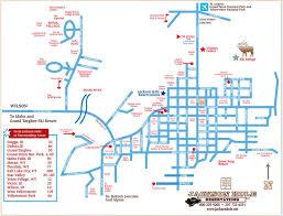 Jackson Hole Wyoming Map Jackson Hole Street Map Maplets