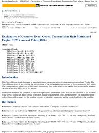 matriz de cambios transmission mechanics gear