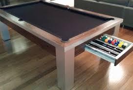 Pool Table Dining Table Table Bdiq Awesome Pool Table 8ft Amazon Com Minnesota Fats