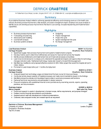 sample resume business analyst resume examples business analyst