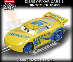 Disney Cars Armchair Carrera Go 1 43 64083 Disney Pixar Cars 3 Dinoco Cruz 51
