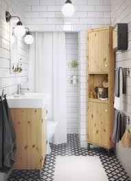 Small White Bathrooms Narrow Sink For A Small Fresh White Bathroom In A Swedish Space