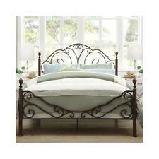 Queen Bed Rails For Headboard And Footboard by Queen Size Bed Frame Metal Adjustable Height Headboard Footboard