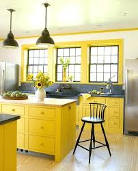 white and yellow kitchen ideas yellow kitchen decor francecity info