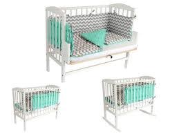 bedside cot ebay