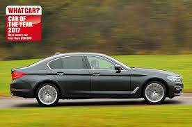 bmw car of the year bmw 5 series wins what car s car of the year award this is