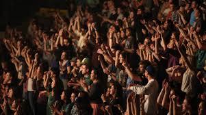 Third Eye Blind In Concert William U0026 Mary Third Eye Blind Ben Kweller Rock W U0026m Crowd