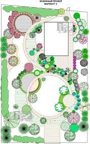 2003 best geometric lawns images on pinterest lawns landscape circular themed garden design with a large round lawn interrupted by curved planting