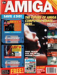 amigaland v6 05 cu amiga issue 035 1993 jan