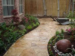 Walkway Ideas For Backyard Walkway And Path Pictures Gallery Landscaping Network
