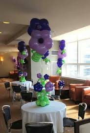 Table Decorating Balloons Ideas 90 Best Centerpiece Inspiration Images On Pinterest Balloon