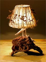 do you like to have a handmade wooden lamp rustic lamps wooden