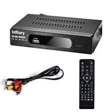 infitary digital atsc hd tv receiver converter tuner box for