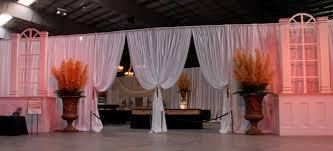 facility décor wedding reception decoration banquet halls