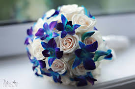 blue flowers for wedding blue flowers for wedding blue wedding bouquet with white roses