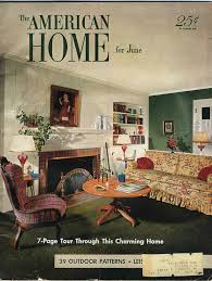home interior design usa 1950s interior design and decorating style 7 major trends