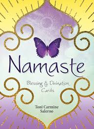 blessing cards blue angel publishing namaste blessing divination cards