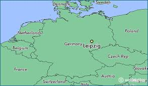 map of leipzig where is leipzig germany leipzig saxony map worldatlas