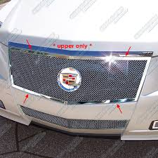 2010 cadillac cts grill fits 2008 2013 cadillac cts stainless steel mesh grille grill