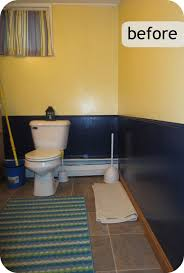 wainscoting in the half bath stephanie marchetti sandpaper