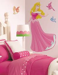 Princess Wall Mural by Roommates Disney Princess Sleeping Beauty Giant Wall Sticker