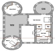 home plans with courtyards castle house plans tiny small stone mini chateau with courtyard