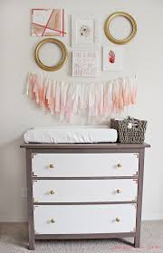 Changing Table Width Dresser For Baby Room This Beautiful Changing Table Is An Ikea Diy