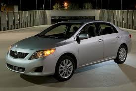 used car from toyota 2010 toyota corolla used car review autotrader
