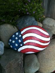 Painting A Flag Fun Memorial Day Crafts For Kids Rock Rock Painting And Paintings