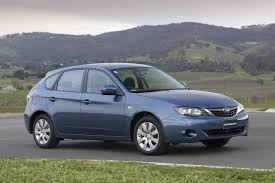 blue subaru hatchback subaru ge gh impreza review 2007 11 r rx rs xv