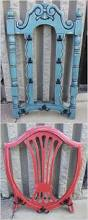 turn the back of a chair into a coat rack recycled upcycled