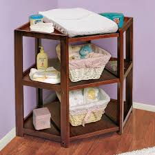 Badger Basket Baby Changing Table With Six Baskets Uncategorized Baby Changing Table In Trendy Badger Basket