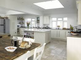 kitchen diner ideas traditional open plan living dining kitchen beresford house