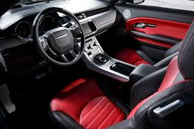 land rover interior interior design range rover evoque red interior home design
