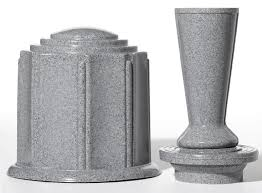 Flower Vase For Grave Urns Vases Cremation Urns Cemetery Vases Foreversafe Theft