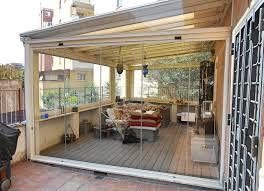 chiudere veranda a vetri vetrate pieghevoli e vetrate a scomparsa glassroom roma con