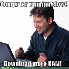 Download More Ram Meme - image 369822 download more ram know your meme