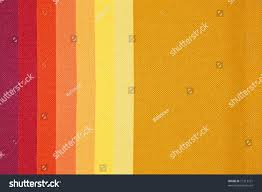 Color Palette Yellow by Warm Tone Color Palette Samples Fabric Stock Photo 17313721