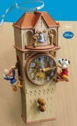 hallmark keepsake ornaments 2011 clock cleaners mickey