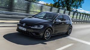 volkswagen modified abt shows modified golf r autoevolution