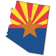 State Map Of Arizona by Arizona State Cliparts Free Download Clip Art Free Clip Art