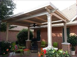 Aluminum Patio Covers Outdoor Ideas Adding A Patio Roof To Existing Roof Tin Patio