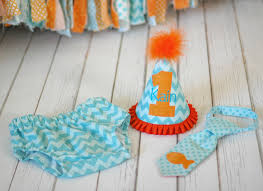 boys birthday party hat diaper cover tie perfect