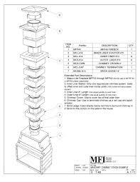 masonry chimney mason lite by masonry fireplace industries