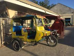 philippine motorcycle taxi santa fe port arriving on bantayan island travel tips