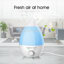 mist humidifier air ultrasonic humidifiers aroma essential humidifier for baby room
