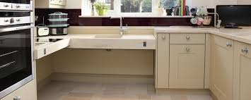 ada kitchen wall cabinet height design a wheelchair accessible kitchen remodeler s warehouse